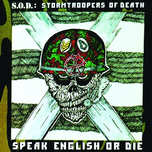 S.O.D. - Speak english or die 30th ann ed (CD) - image 1 of 1