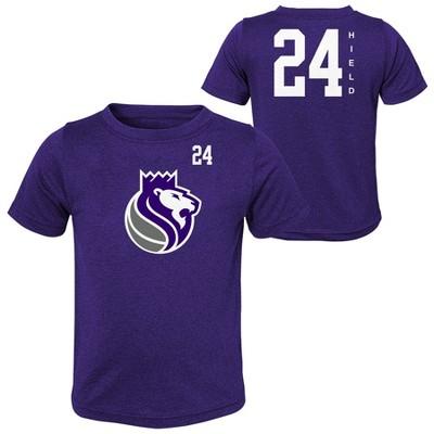 NBA Sacramento Kings Boys' Buddy Hield Performance T-Shirt