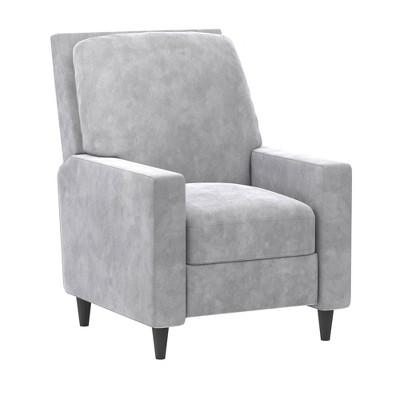 Lana Pushback Recliner Living Room Accent Chair - Novogratz