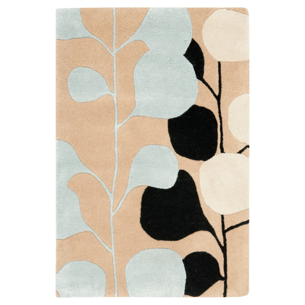 Raoul Accent Rug - Beige / Ivory (2' X 3') - Safavieh