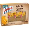 Lance Real Cheddar Cheese Whole Grain Cracker Sandwiches - 12 oz - image 2 of 4