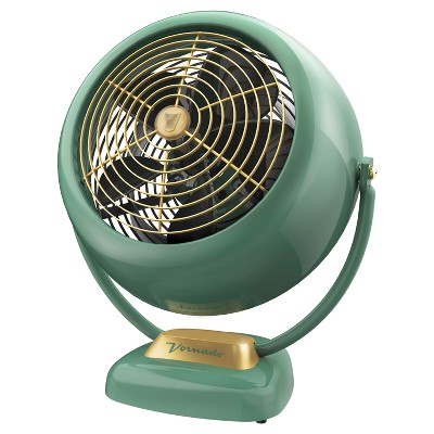 Vornado VFAN Sr. Vintage Whole Room Air Circulator Fan Green