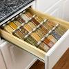 Lynk Professional Chrome Kitchen Tray Organizer Insert Medium - image 3 of 4