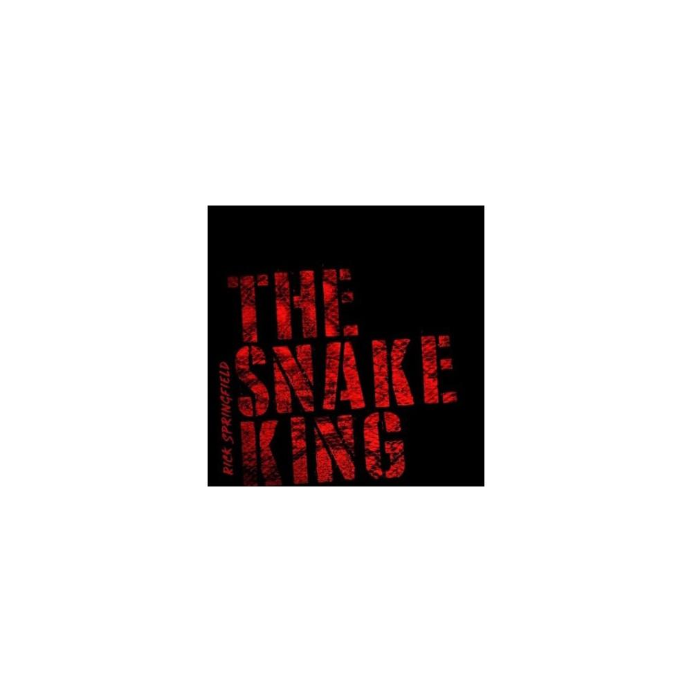 Rick Springfield - Snake King (Vinyl)
