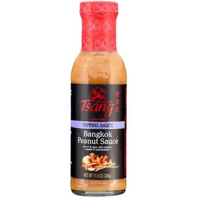 House of Tsang Bangkok Peanut Dipping Sauce - 11.5oz