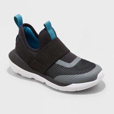 Kids' Silver Performance Pull-On Sneakers - All in Motion™