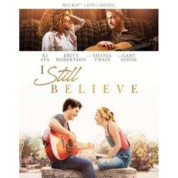 I Still Believe (Blu-Ray + DVD + Digital)