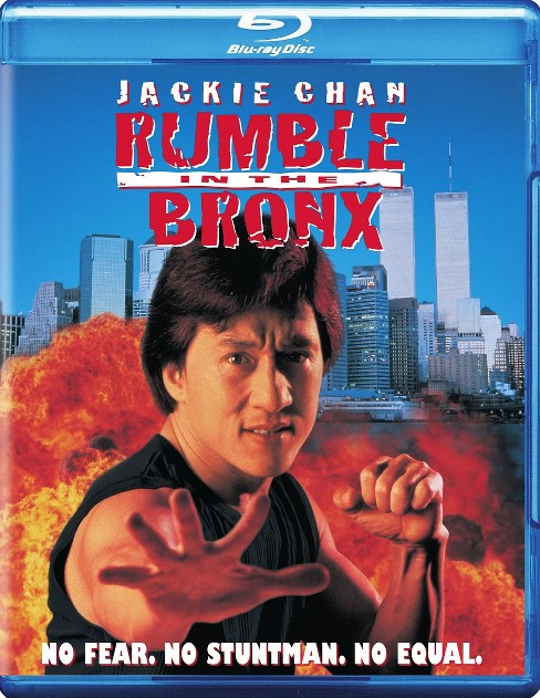 Rumble in the bronx (Blu-ray) - image 1 of 1
