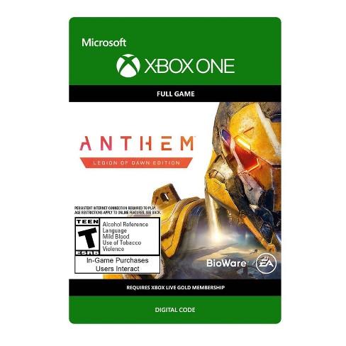 Anthem: Legion of Dawn Edition - Xbox One (Digital) - image 1 of 4