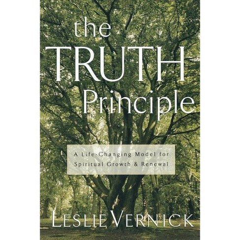 The Truth Principle - by  Vernick (Paperback) - image 1 of 1
