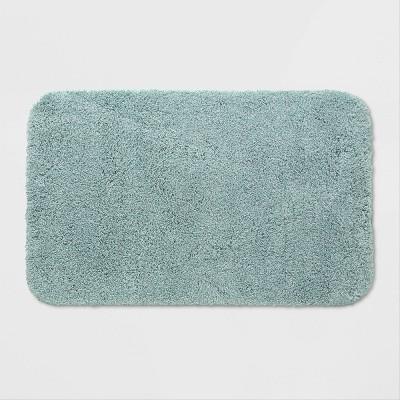 """20""""x34"""" Perfectly Soft Bath Rug Dusty Green - Opalhouse™"""