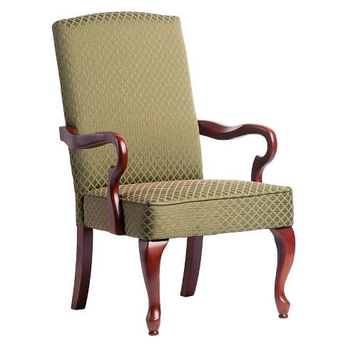 Derby Green Gooseneck Arm Chair - Comfort Pointe - image 1 of 1
