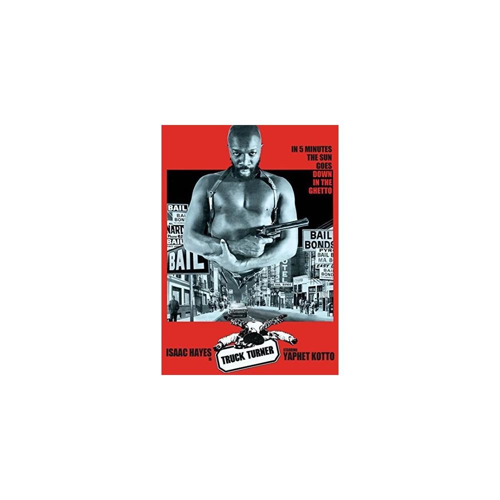 Truck Turner (Dvd), Movies