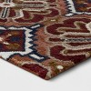 Latimer Orosia Hand Tufted Rug Coral Red - Threshold™ - image 2 of 3