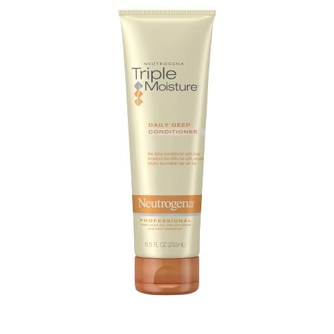 Neutrogena Professional Triple Moisture Daily Deep Hair Conditioner - 85 fl oz - image 1 of 4