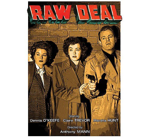 Raw Deal (DVD) - image 1 of 1