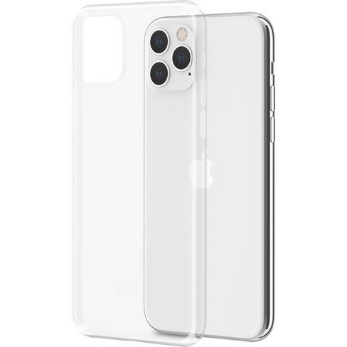 Moshi Matte SuperSkin for iPhone 11 Pro Max - For Apple iPhone 11 Pro Max Smartphone - Matte Clear - Scratch Resistant, Anti-slip - Polymer - image 1 of 4