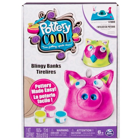 Cool Maker Pottery Project Kits Blingy Banks Refill Project Kit by Spin Master - image 1 of 6
