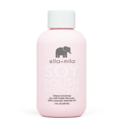 Nail Polish Remover: Ella + Mila Soy Nail Polish Remover