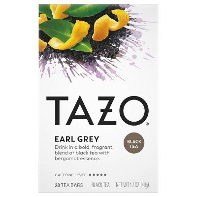 Tazo Earl Gray Tea - 20ct