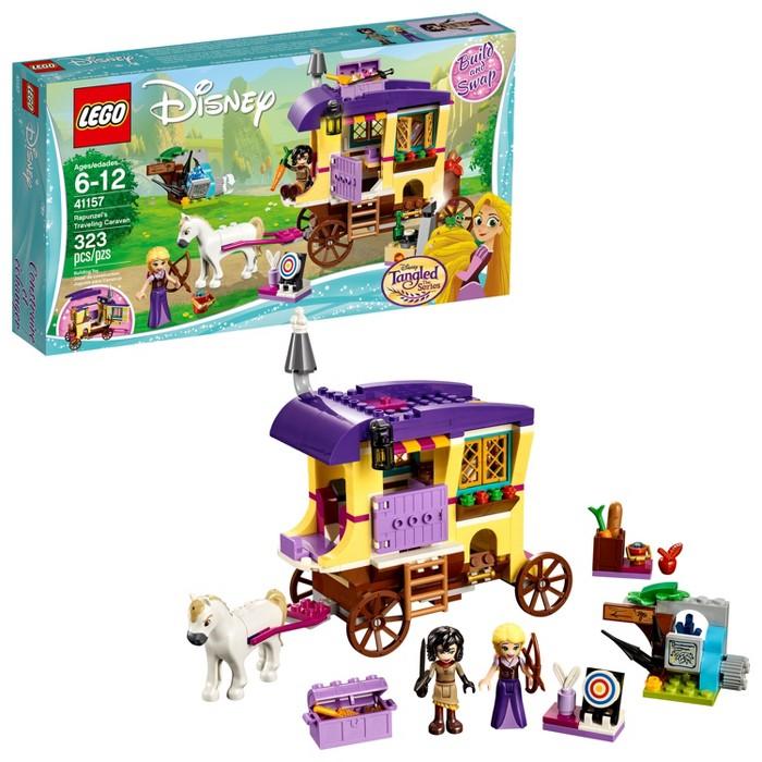 LEGO Disney Princess Rapunzel's Traveling Caravan 41157 - image 1 of 8