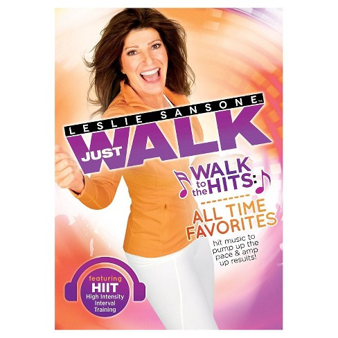 Leslie sansone:Walk to the hit all ti (DVD) - image 1 of 1
