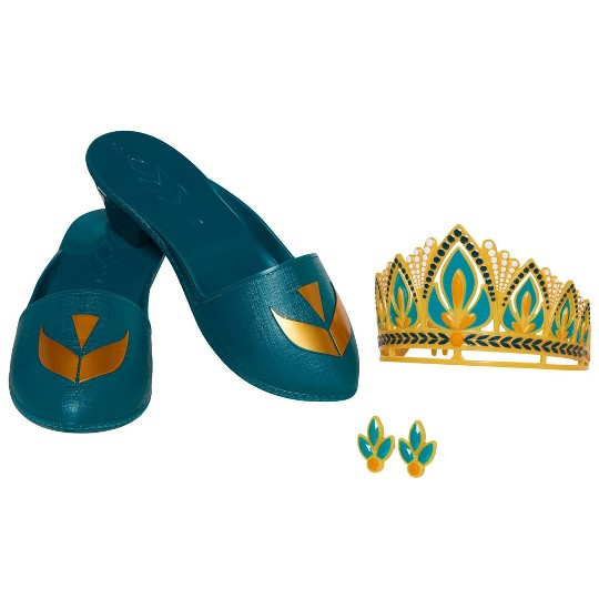 Disney Frozen 2 Queen Anna Accessory Set image number null