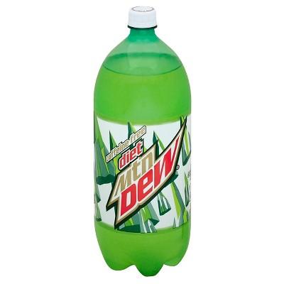 Soft Drinks: Diet Mountain Dew Caffeine Free