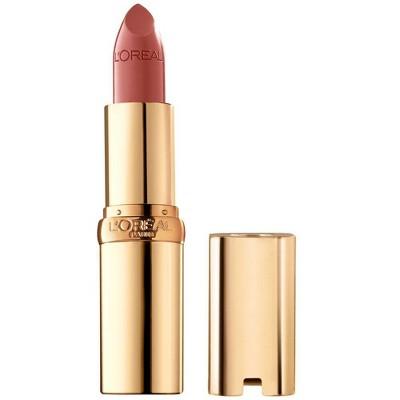 L'Oreal Paris Colour Riche Original Satin Lipstick For Moisturized Lips - 0.13oz