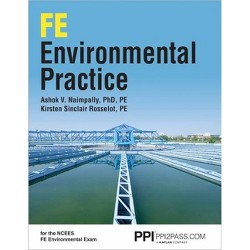Fe Environmental Practice - by  Ashok V Naimpally & Kirsten Sinclair Rosselot (Paperback)