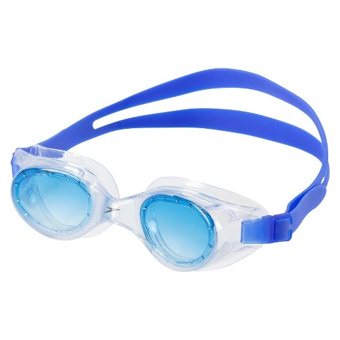 Speedo Adult Boomerang Gradient Goggle - Blue - image 1 of 1