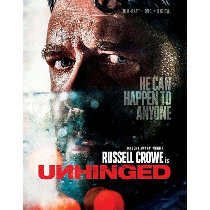 Unhinged (Blu-ray + DVD + Digital) : Target