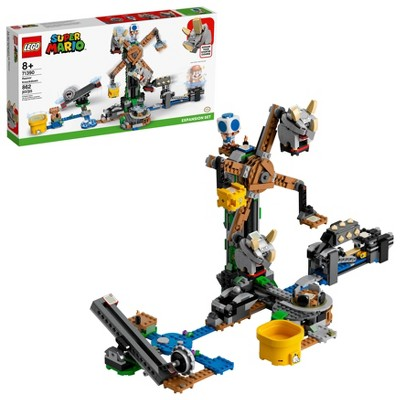 LEGO Super Mario Reznor Knockdown Expansion Set 71390 Building Kit