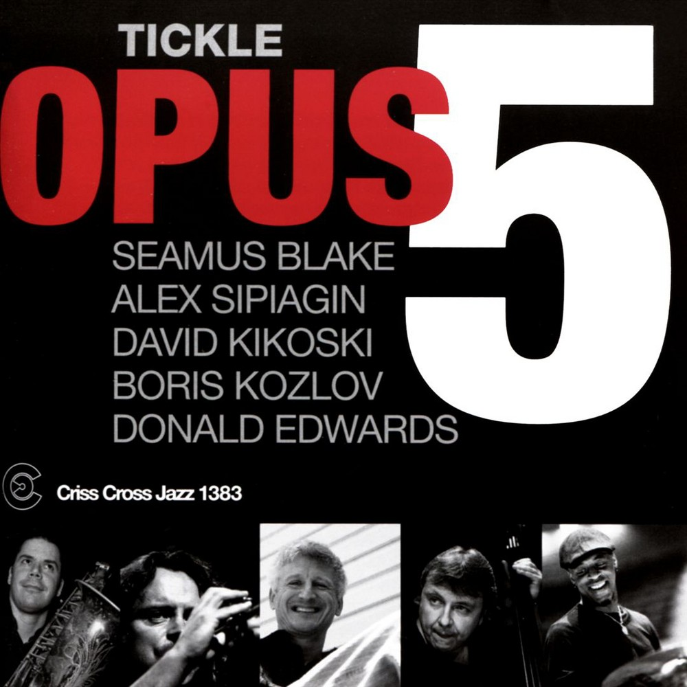 Opus 5 - Tickle (CD), Pop Music