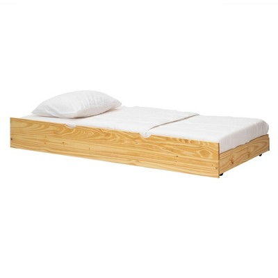 Solid Wood Trundle Bed - Saracina Home