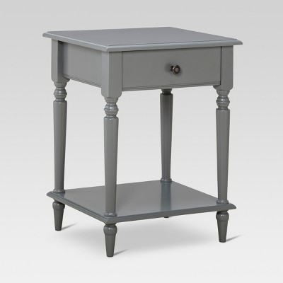 Margate End Table Gray - Threshold™