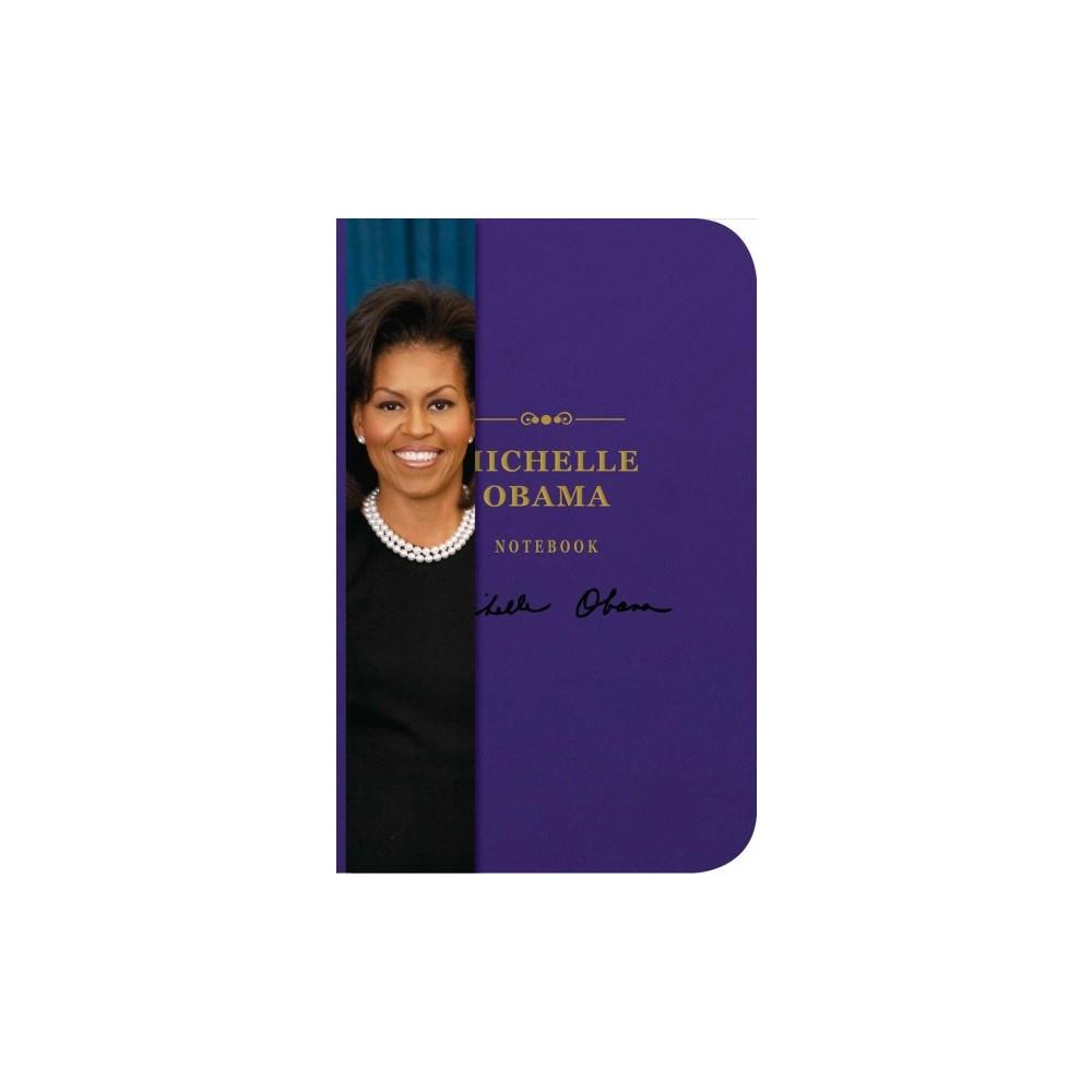 Michelle Obama Notebook - (Signature Notebook) (Paperback)