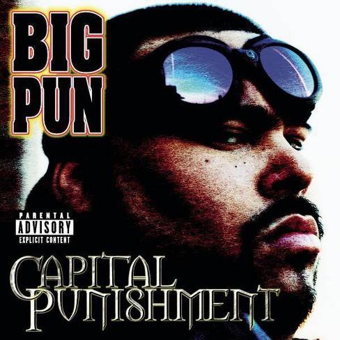 Big PunisherBig PunisherBig Punisher - Capital Punishmentcapital  Punishmentcapital Punishment (CD)