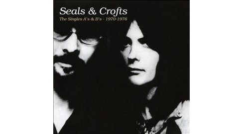 Seals & Crofts - Singles A's & B's (CD) - image 1 of 1