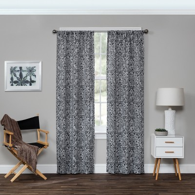 Bryton Thermaweave Blackout Curtain Panel - Eclipse