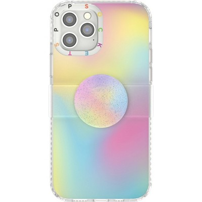 Popsockets PopCase x PopGrip Slide for Apple iPhone - Abstract