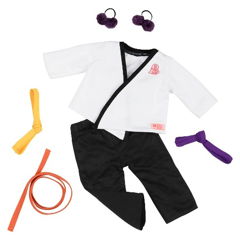 Our Generation® Fashion Outfit - Karate Kicks™ - image 1 of 4