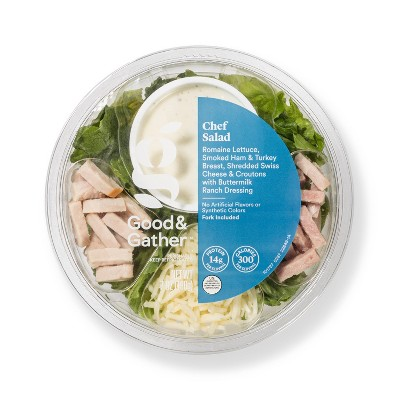 Chef Salad Bowl - 7oz - Good & Gather™