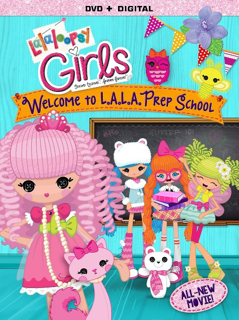Lalaloopsy Girls: Welcome to L.A.L.A. Prep School - image 1 of 1