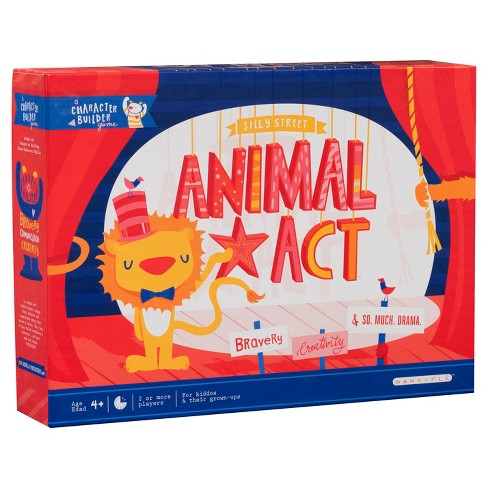 Animal Act - The Silly Street Character Builder Game. - image 1 of 5
