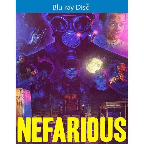 Nefarious (Blu-ray) - image 1 of 1