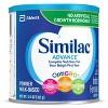 Similac Advance Infant Formula with Iron Powder - (Select Size) - image 3 of 4