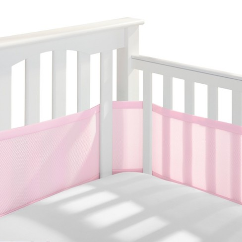 BreathableBaby Classic Breathable Mesh Crib Liners - image 1 of 4