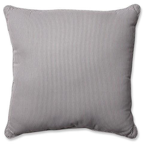 Oxford Throw Pillow - Pillow Perfect® - image 1 of 1