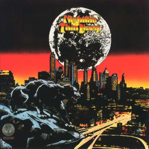 Thin Lizzy - Night Life (CD) - image 1 of 1
